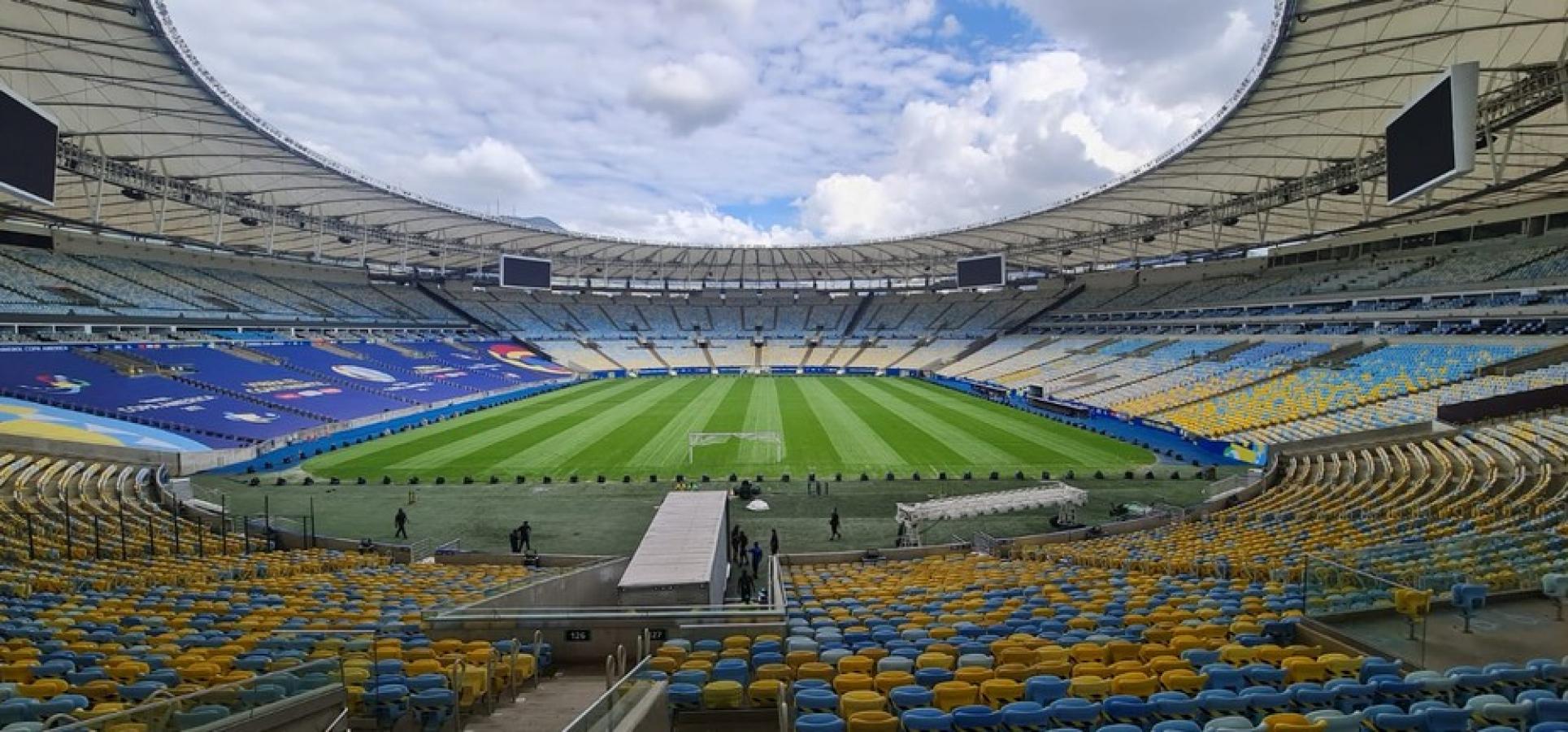 Prefeitura do Rio libera público para final da Copa América