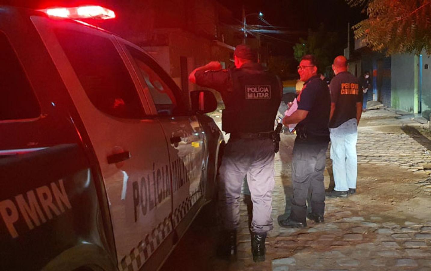 Morador de rua é morto com mais de 10 tiros em Mossoró