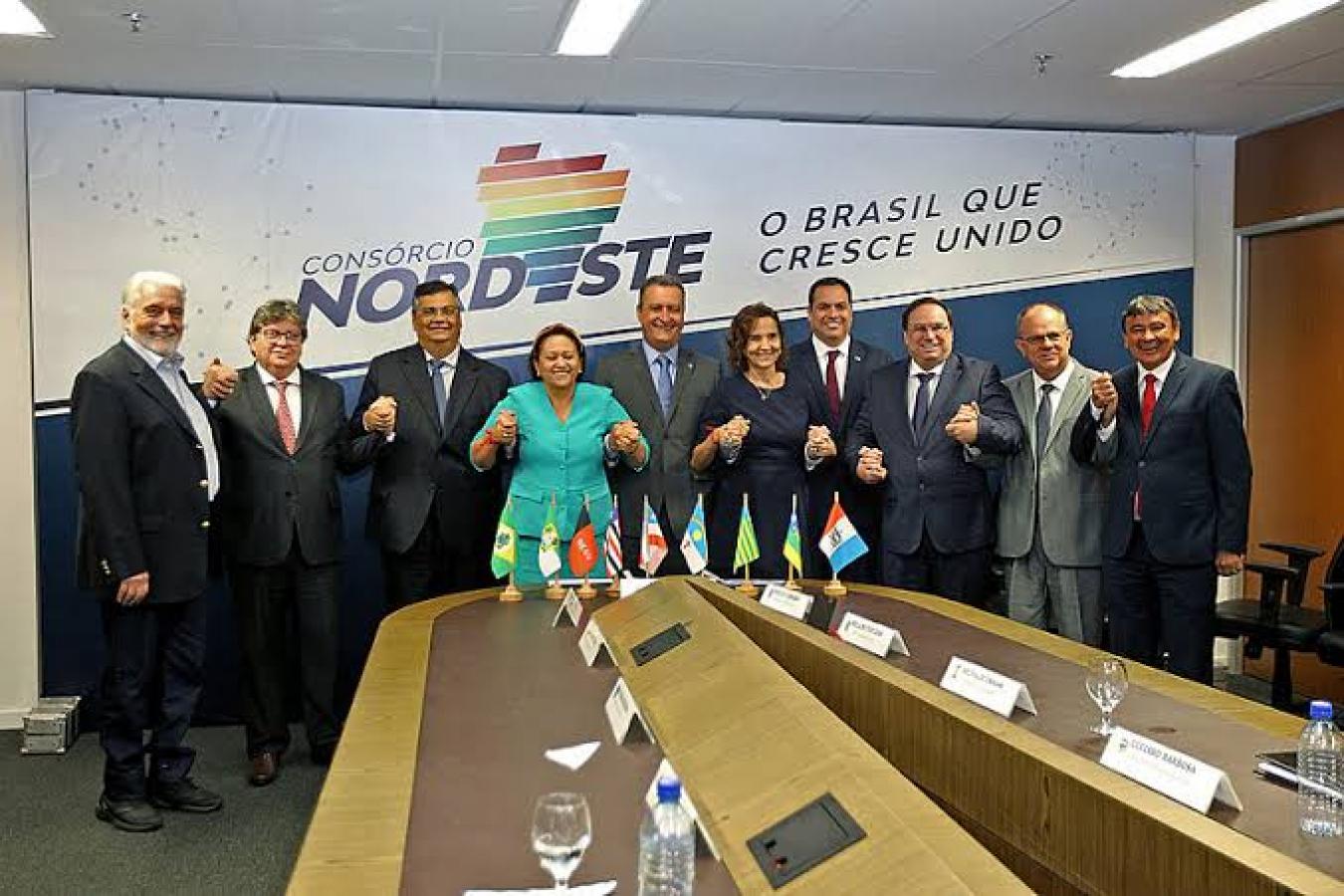 TJ derruba liminar e libera Governo do RN de enviar recursos para o Consórcio Nordeste