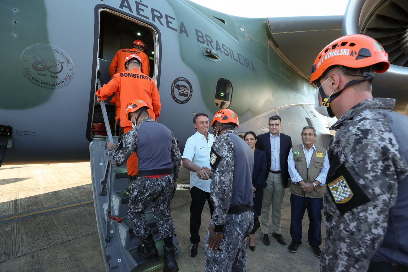 Brasil envia equipe de resgate, medicamentos e insumos ao Haiti