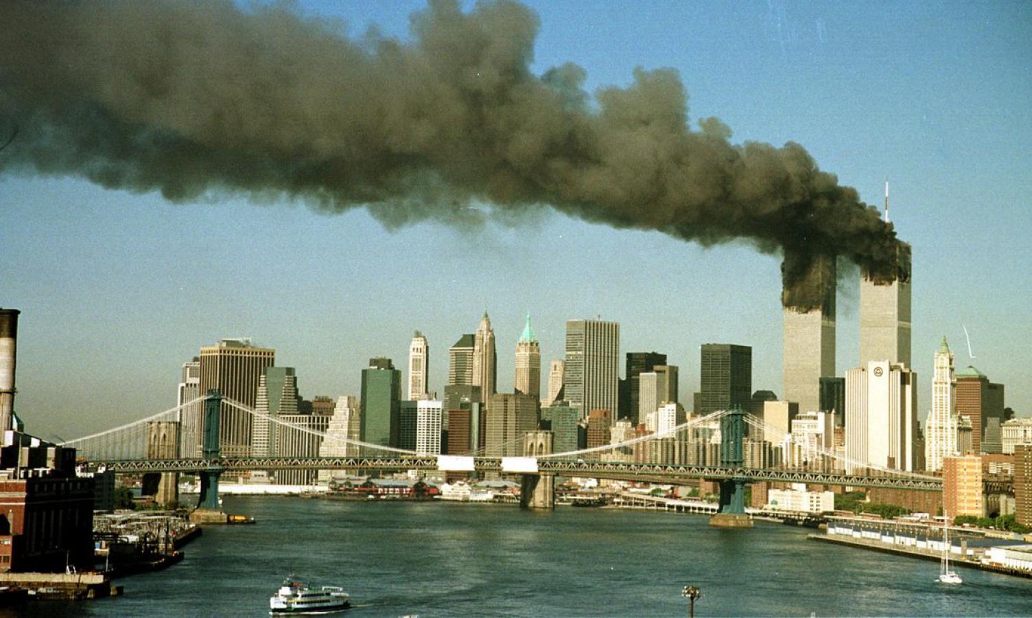 Ataque terrorista de 11 de setembro completa 20 anos
