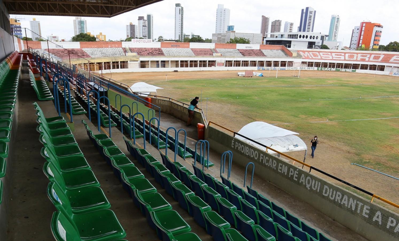 Baraúnas e Mossoró EC fazem clássico no Nogueirão pela 2ª divisão do Estadual