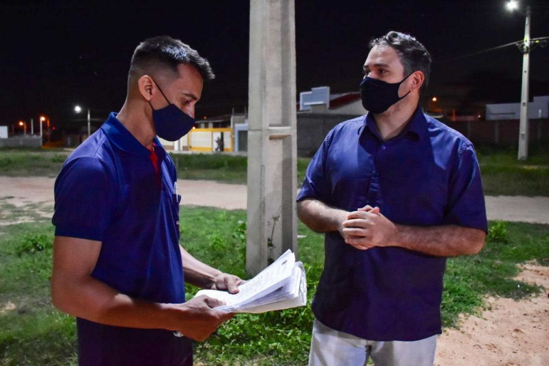 Prefeitura esconde origem de recursos para academia da saúde na Nova Mossoró