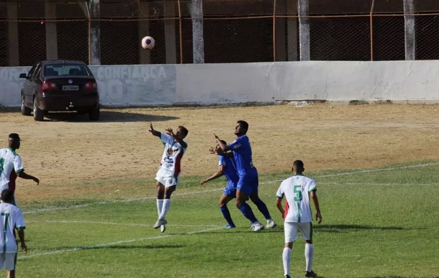 Baraúnas e Mossoró voltam a campo nesta quinta-feira pela 2ª divisão do Estadual