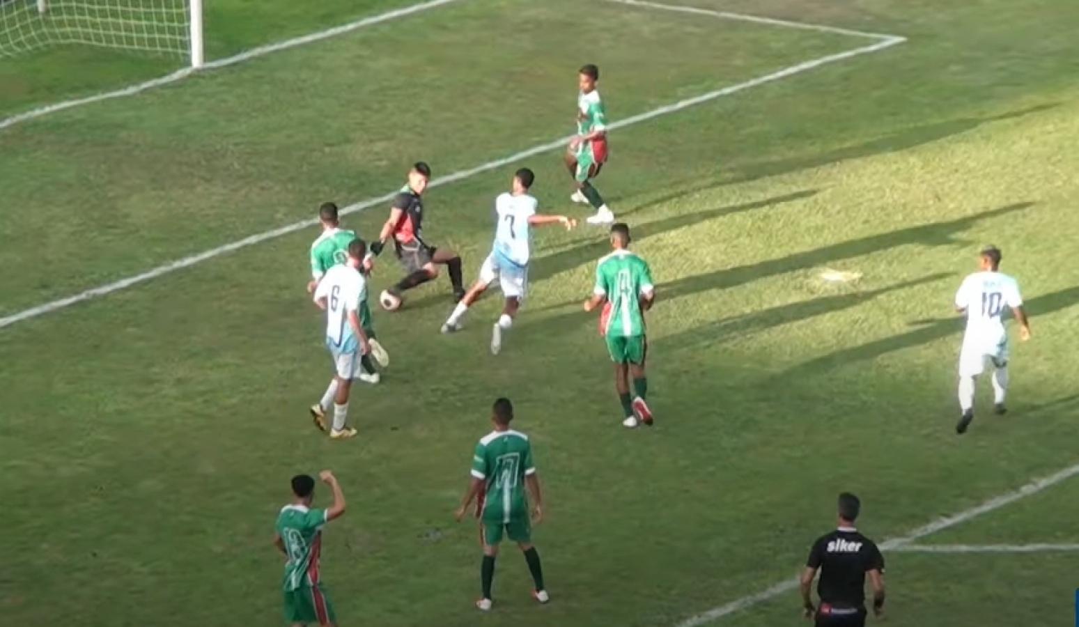 2ª divisão: Baraúnas perde novamente para o Riachuelo e dá adeus à competição