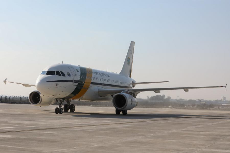 Avião com Bolsonaro pousará em Mossoró na próxima quinta-feira