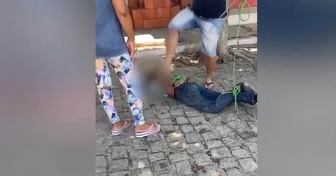 Polícia Civil indicia dois por tortura contra homem que foi amarrado e espancado no RN