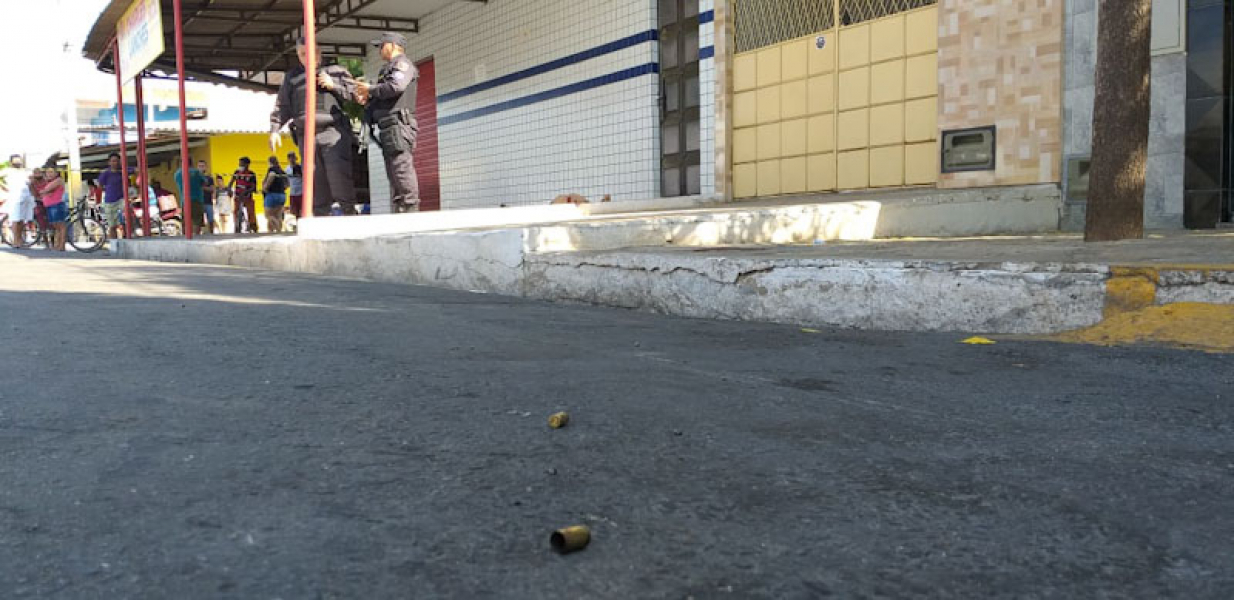 Homem de 51 anos é morto com tiros de pistola em Mossoró