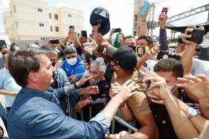 Bolsonaro desembarca em Mossoró na próxima quarta-feira