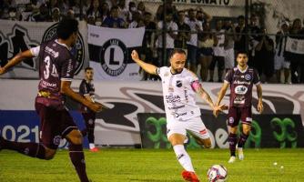 ABC vence o Caxias por 3 a 0 e conquista acesso à Série C
